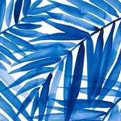 Blue Palm Design II