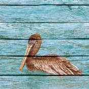 Wood Pelican I