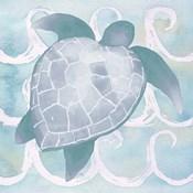 Azure Sea Creatures II
