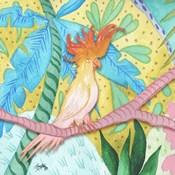 Playful Parrot