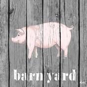 Barnyard Pig