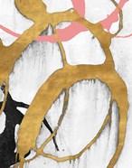 Rose Gold Strokes II