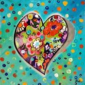 Neon Hearts of Love III