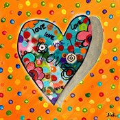 Neon Hearts of Love IV