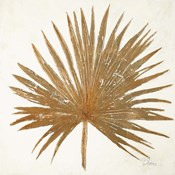 Golden Leaf Palm I