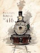 Station Bound No.416