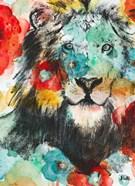 Vibrant Lion