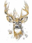 Gold Antlers II