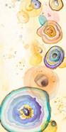 Vibrant Agates Panel