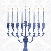 Sophisticated Hanukkah I