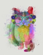 Cat Rainbow Splash 6