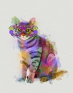 Cat Rainbow Splash 7