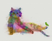 Cat Rainbow Splash 10