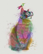Cat Rainbow Splash 11