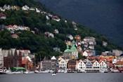 Norway, Bergen Bergen Harbour