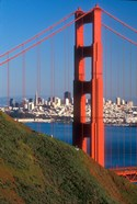 North Tower Of The Golden Gate Bridge