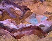California, Death Valley Np, Artist's Palette