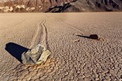 California, Death Valley Racetrack