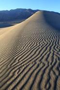 Mesquite Dunes, Death Valley Np, California