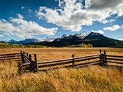 Dallas Divide, Last Dollar Ranch, Colorado