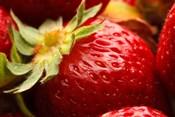 Close-Up Of Fresh Strawberry