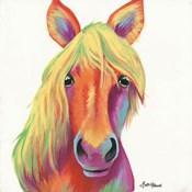 Cheery Horse