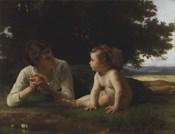 Temptation, 1880