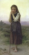 A Little Shepherdess, 1891
