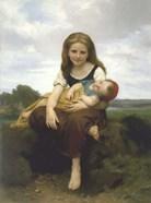 The Elder Sister (La Soeur Ainee)