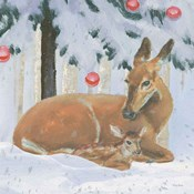 Christmas Critters Bright VIII