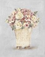 Parlor Roses I Sage