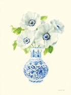 Floral Chinoiserie I
