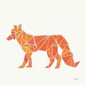 Geometric Animal II