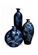 Blue China Vases