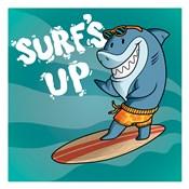 Surf Shark Dude