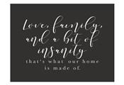 Love Family Insanity