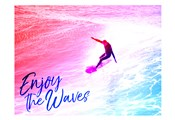 Enjoy The Waves