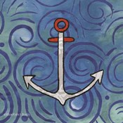 Whimsy Coastal Anchor