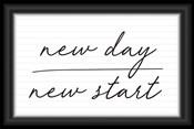 New Day, New Start