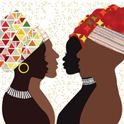 African Men and Women IV