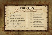 10 Commandments II