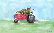 Tractor Christmas