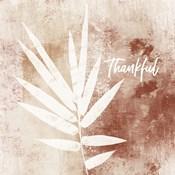 Thankful Fall Leaf