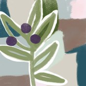 Olive Abstract