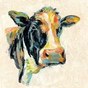 Expressionistic Cow I