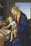 Madonna of the Book, 1480