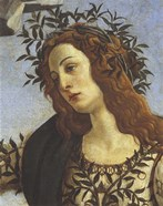 Figure of Minerva (detail)