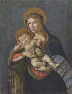 Madonna and Child with the Crown of Thorns and Three Nails