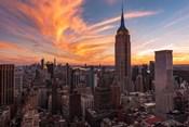 9-11 New York Sunset 2