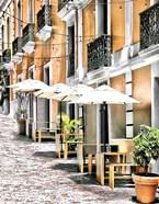 Old San Juan Siesta
